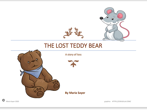 The lost Teddy Bear