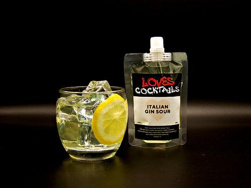 Italian Gin Sour -110ml