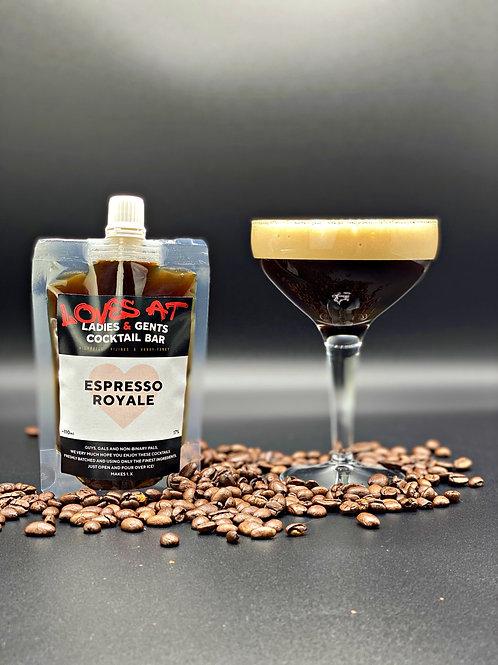 Espresso Royale - 110ml