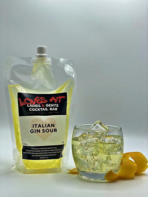 Italian Gin Sour - 550ml