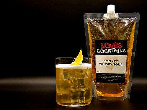 Smokey Whiskey Sour- 550ml