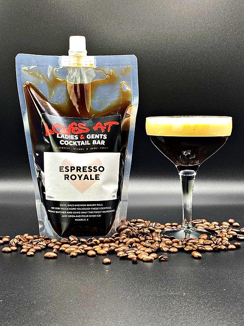 Espresso Royale 550ml