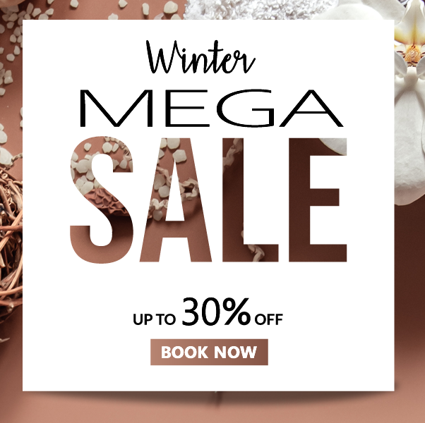 Winter Mega Spa Sale (Thur-Sun/Hol)