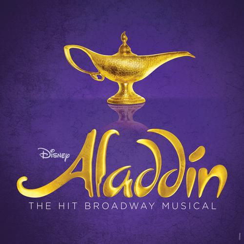 Scenes & Songs from Aladdin!