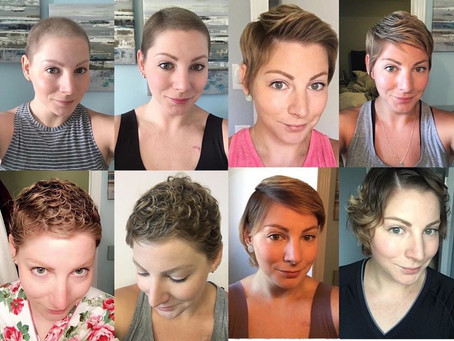 Guest Blog | Tips for Post-Chemo Hair Growth