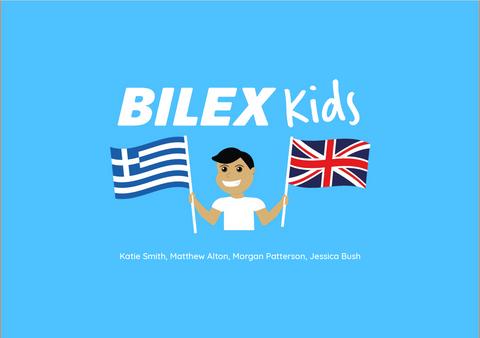 Finished Bilex Kids Portfolio
