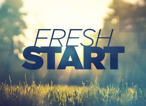 A Fresh Start - Year 2