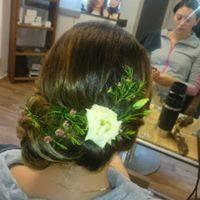 Brautstyling Haarschmuck