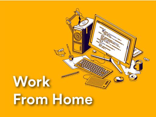 戴博斯科技因應疫情措施全體人員Work from Home