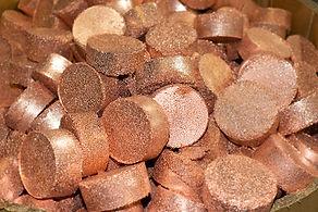 copper pucks