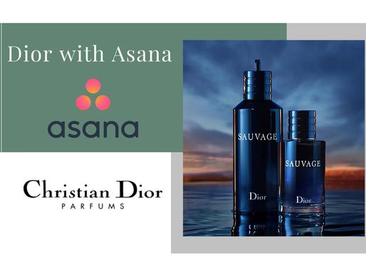 Asana Case Study | Dior導入Asana加快產品研發到發佈的速度