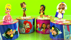 Disney Princess Comics Characters | Disney Princess Comics Series 1 Blind Boxes | EBD Toys
