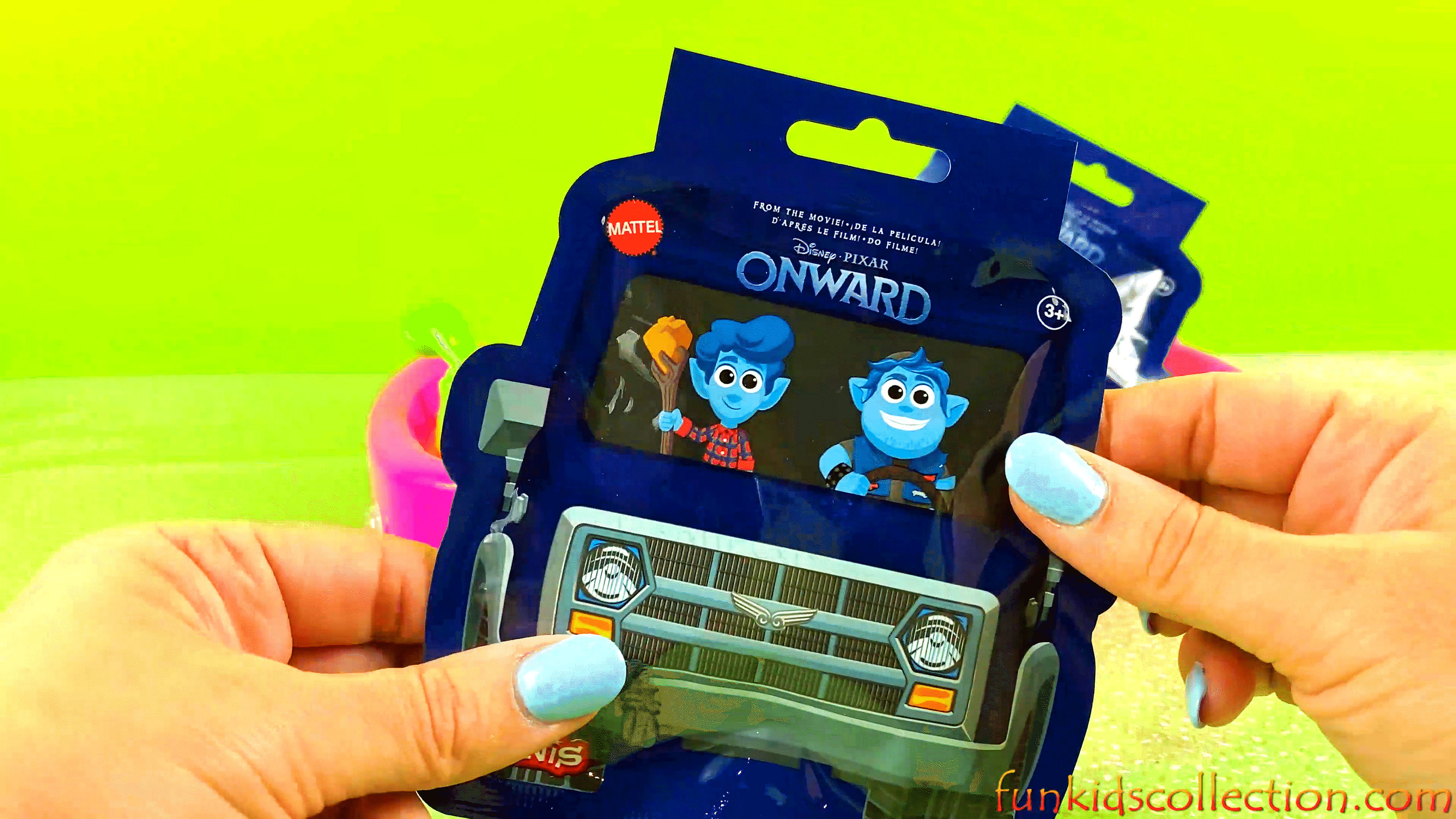 Unboxing Onward Movie Minis Blind Bag