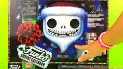 Funko Advent Calendar Review | Disney Nightmare Before Christmas Funko Pocket Advent Calendar
