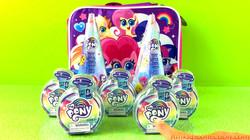 My Little Pony Batch Surprise Opening | Open My Little Pony Unicorn Party Hat Surprises | EBD Toys