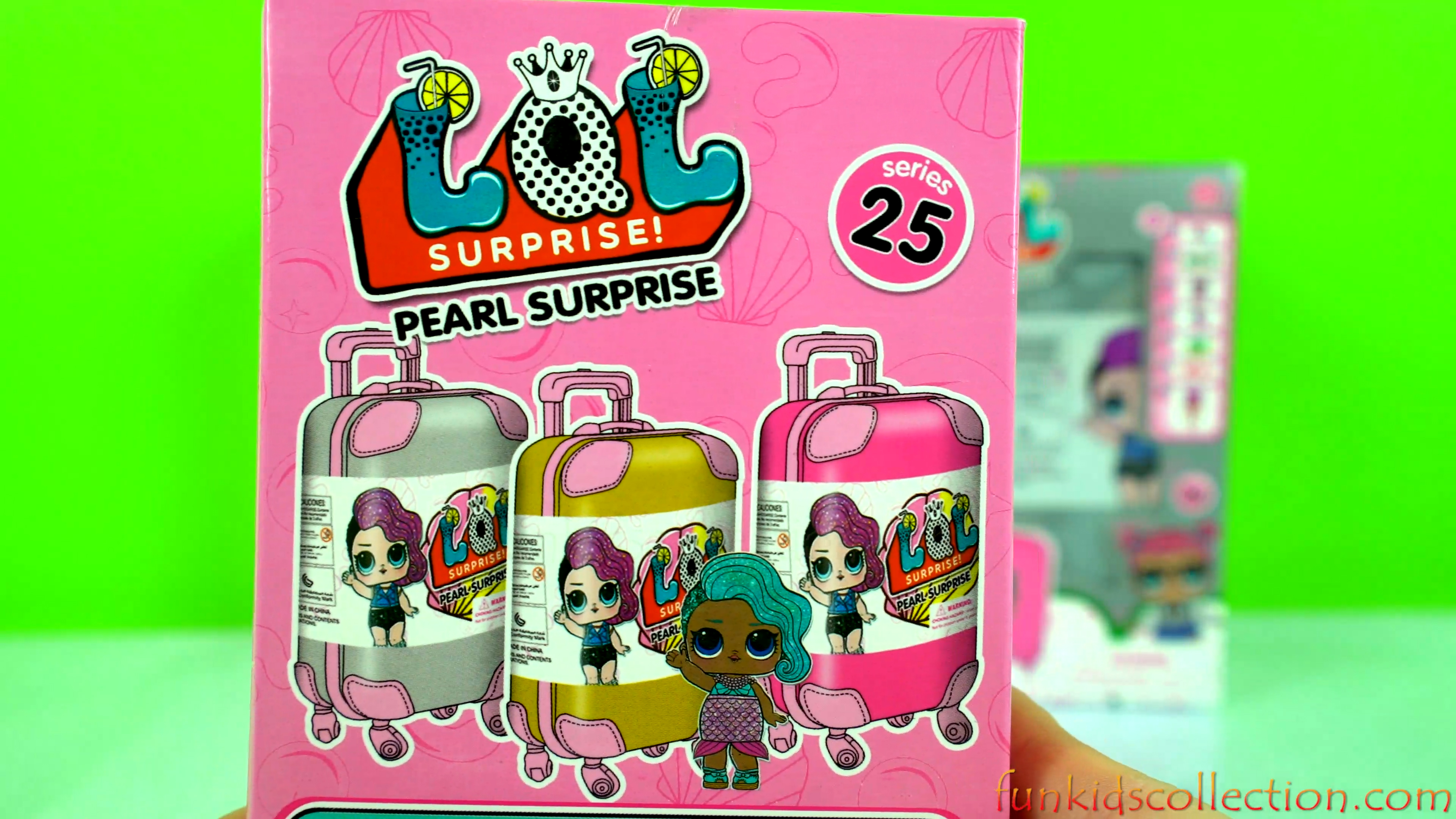 Lol Surprise Pearl Surprise