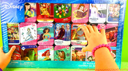 Disney Puzzle 20 Pack Unboxing | Disney Frozen 2 Puzzle Disney Princess Puzzle and many more ..