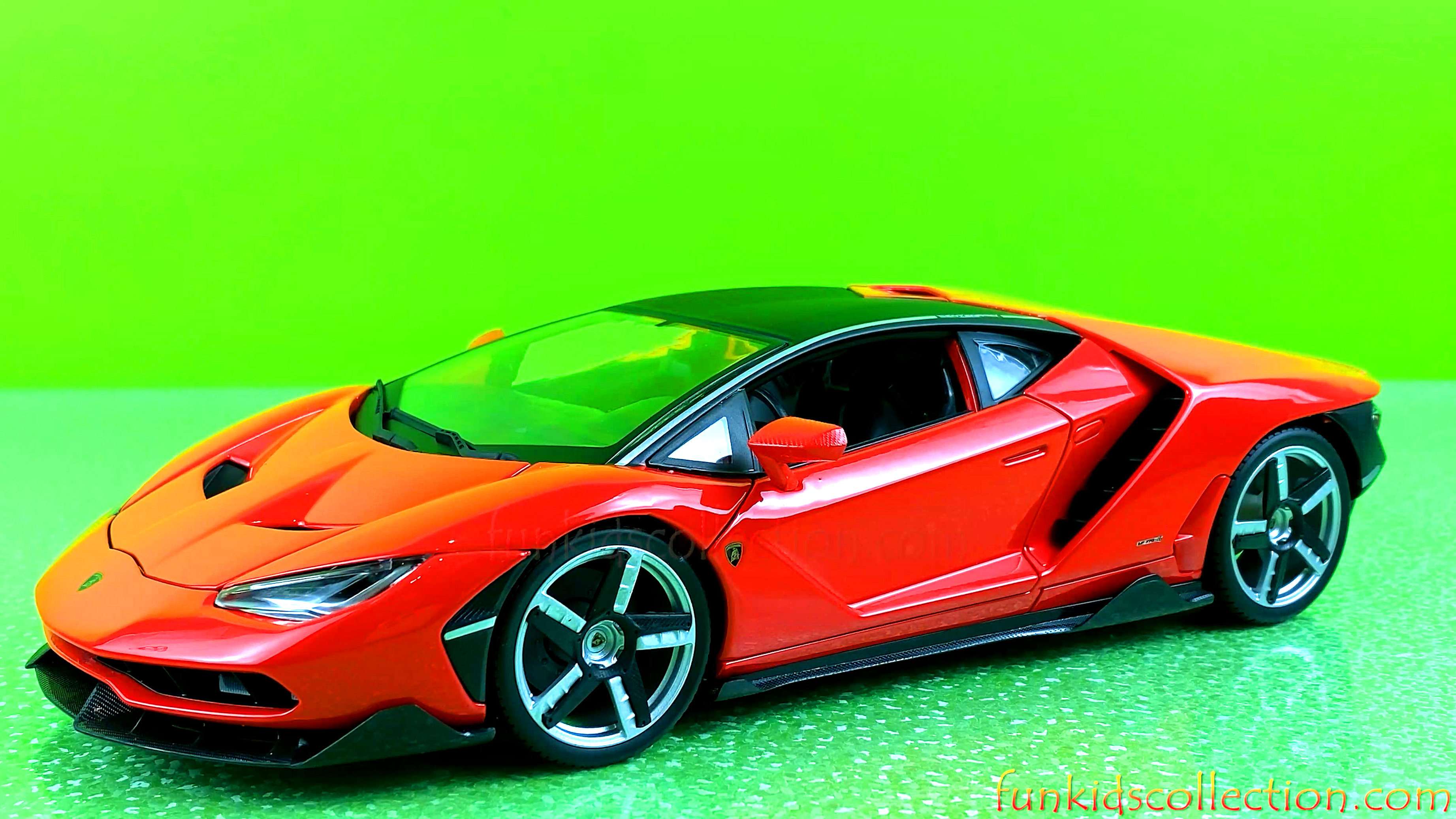 Die Cast Model Car | Lamborghini Centenario Diecast 1/18 Review | EBD Toys