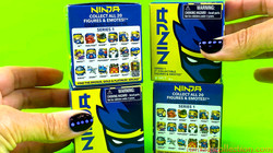 Ninja Figures & Emotes | Unboxing Ninja Collectible Figures & Emotes Series 1