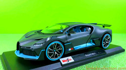 Diecast Cars Unboxing | Review Bugatti Divo Die Cast 1:18 | EBD Toys - funkidscollection.com