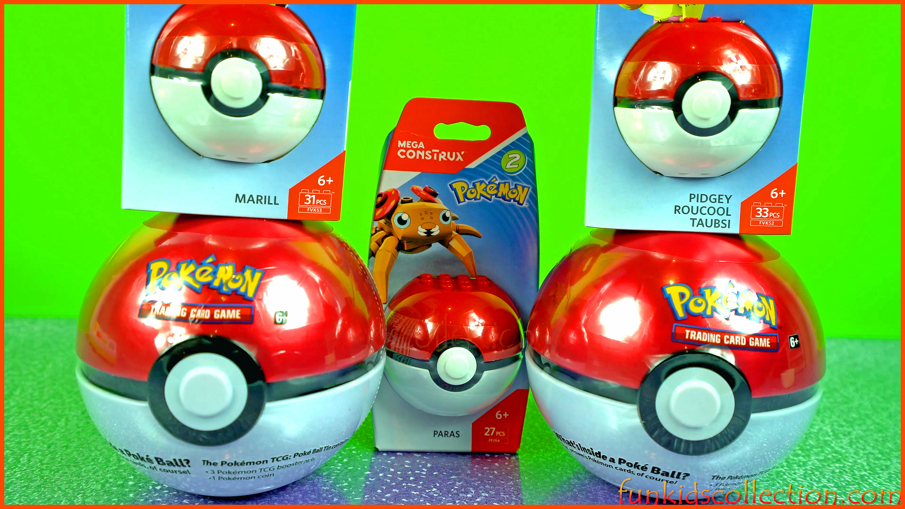 Pokemon Toy Surprises