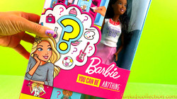 Barbie Fashion Outfits Doll| Barbie You Can Be Anything 8 Surprises Box