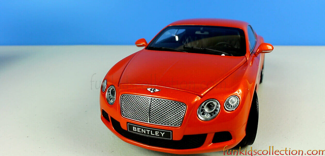 Bentley Car Diecast