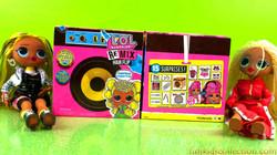Lol Surprise Remix Dolls| Unboxing LOL Surprise Remix Hair Flip Series | EBD Toys