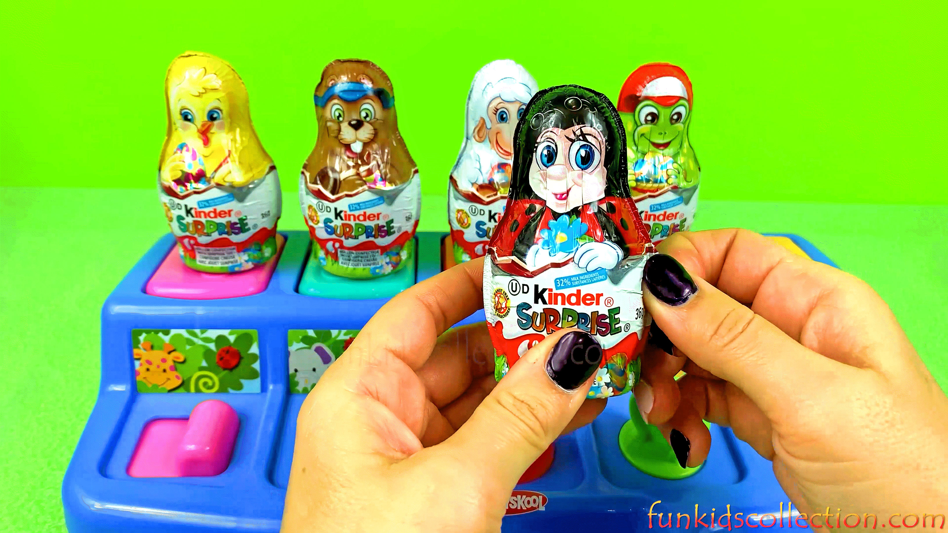 Kinder Egg Surprise Hollow