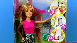 Barbie and Pet