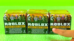 Roblox Series 5 Blind Boxes Unboxing Roblox Mystery Figures