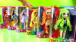 RAINBOW HIGH Dolls Boldly Colorful Fashion School | Unboxing 6 Dolls Rainbow High MGA Entertainment