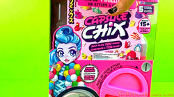 Capsule Chix Fashion Show | Capsule Chix Fashion Vending Machine Blind Bags Surprise Opening