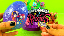 Hatchimals Pixies Cosmic Candy Unboxing | Hatchimals Pixies Surprise Doll