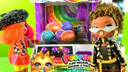 Poopsie Claw Machine Poopsie Slime Surprise Eggs Crane Game Unicorn DIY SLIME Cutie Tooties Surprise