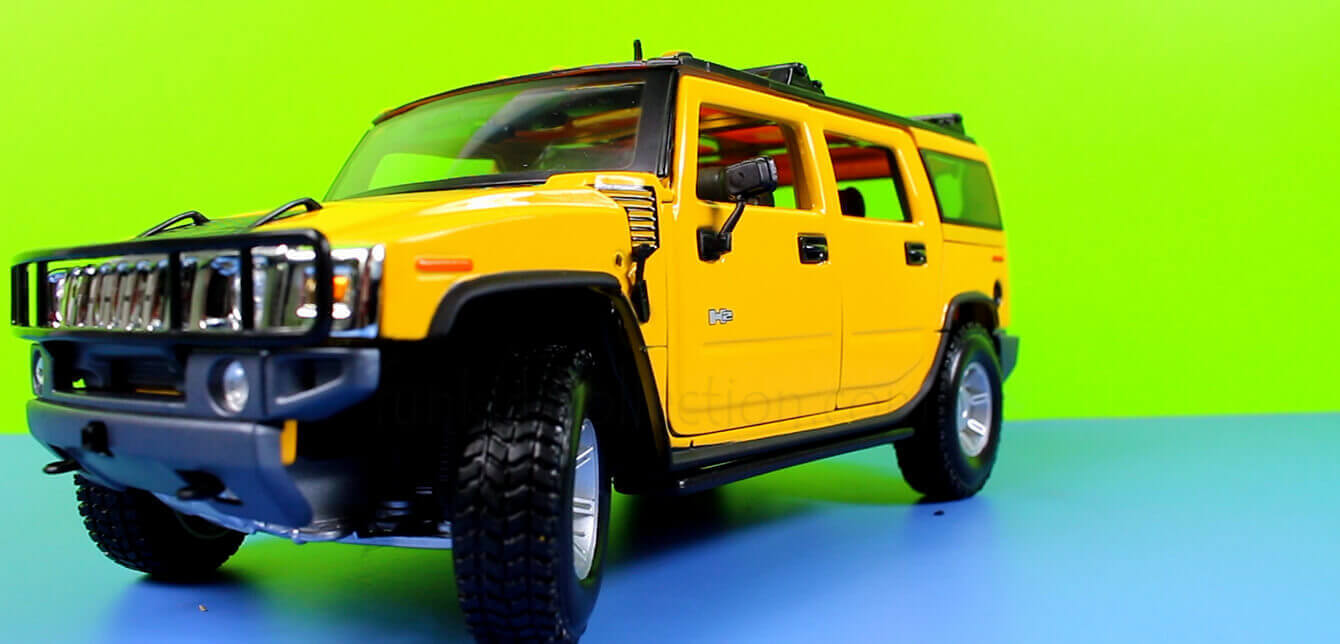 Hummer Diecast Car