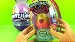 Hatchimals Pixies Royal Snow Ball | Hatching ROYAL PIXES | funkidscollection.com