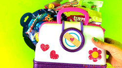 Doc Mcstuffins Bag with Toy Surprises Opening The Secret Life of Pets Blind Bag Attack on Titans