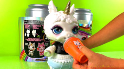 Poopsie Surprise Llama | Giant Soda Can Poopsie Surprise Llama + Poopsie Slime Kit | EBD Toys