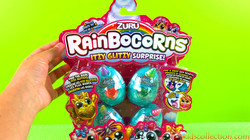 Zuru Rainbocorns Itzy Glitzy Surprise | Find the Rare Itzy Glitzy | Pop & Swap Gem Hearts | EBD Toys