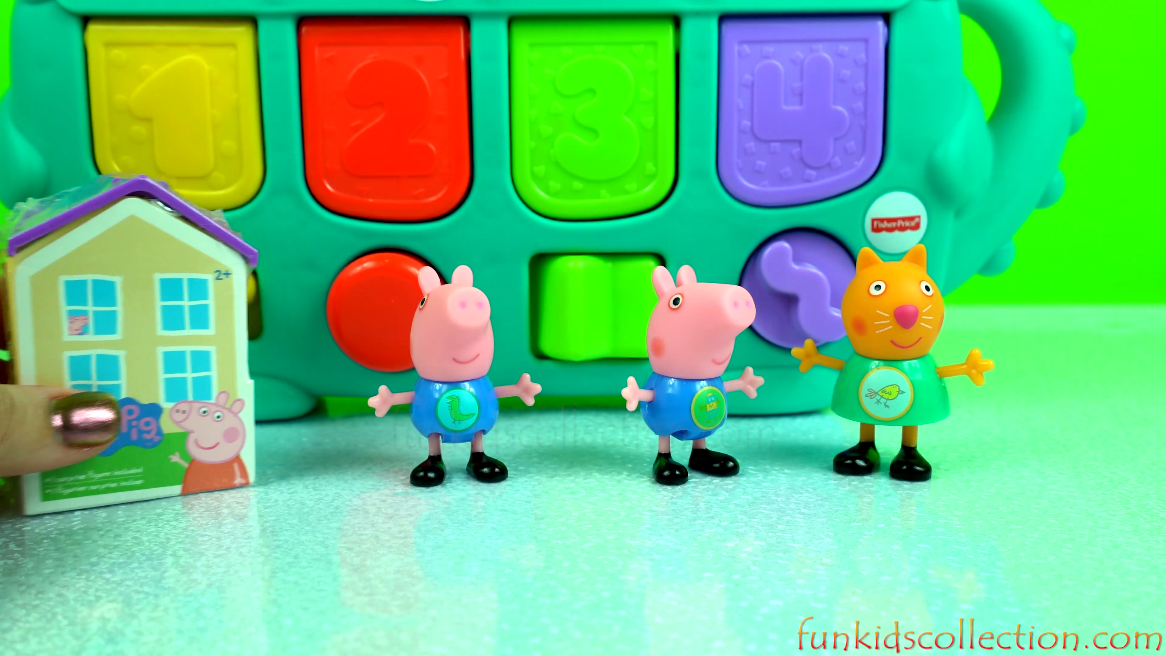 Peppa Pig Blind Houses
