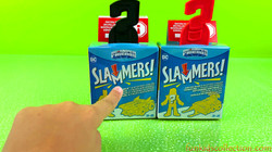 Imaginext Slammers | Unboxing DC Super Friends Imaginext Slammers Blind Box Figures | EBD Toys