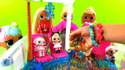Colorful Orbeez Full of Toys Surprises Opening Grumblies Miniacs