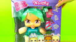 Unboxing Boxy Babies Northy Doll Review - funkidscollection.com
