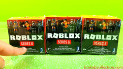 Roblox Series 6 Blind Boxes Unboxing Roblox Mystery Figures
