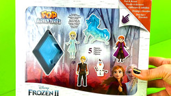 Disney Frozen 2 Pop Adventures Unboxing | Exclusive Queen Elsa & the Nokk - funkidscollection.com