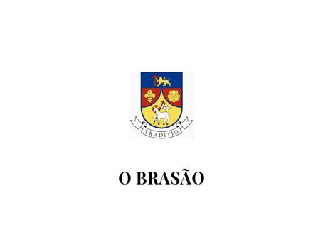 Simbolismo do Brasão