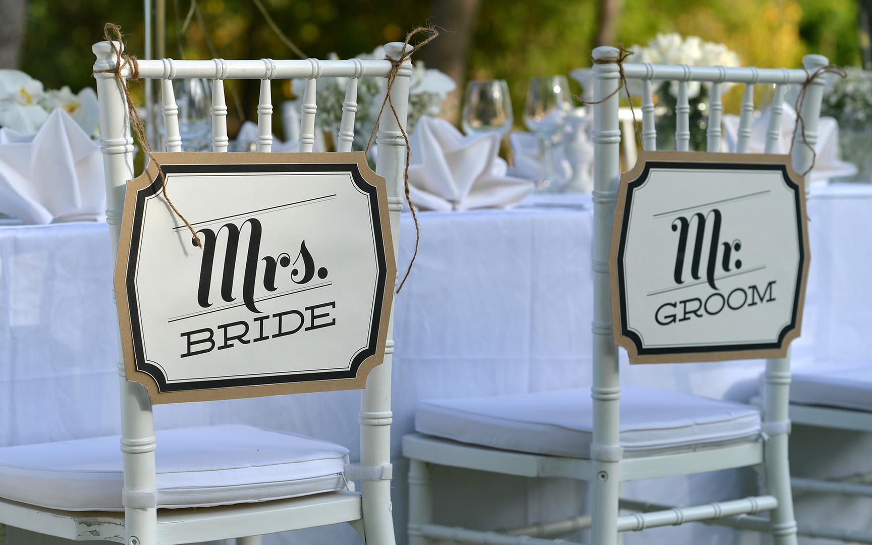 Wedding Planners Singapore - Wedding Rental Service