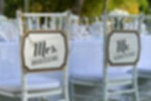 Chocolate Cocktails Wedding