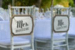 El Dorado Wedding Recycle